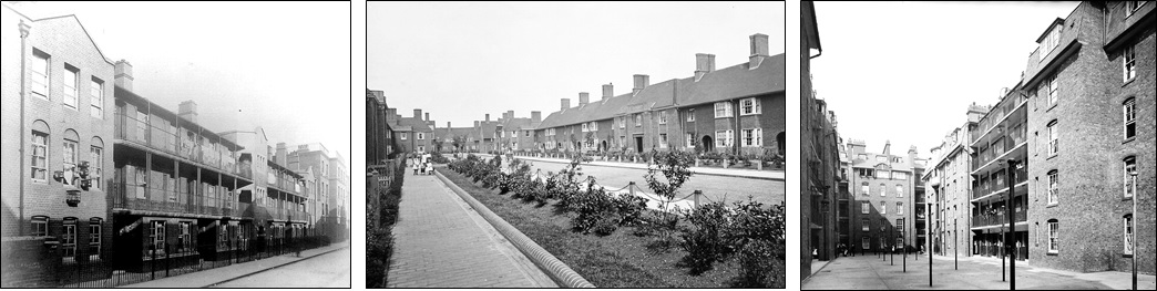 Homes Fit For Heroes Social Housing History